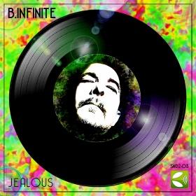 B.INFINITE - JEALOUS